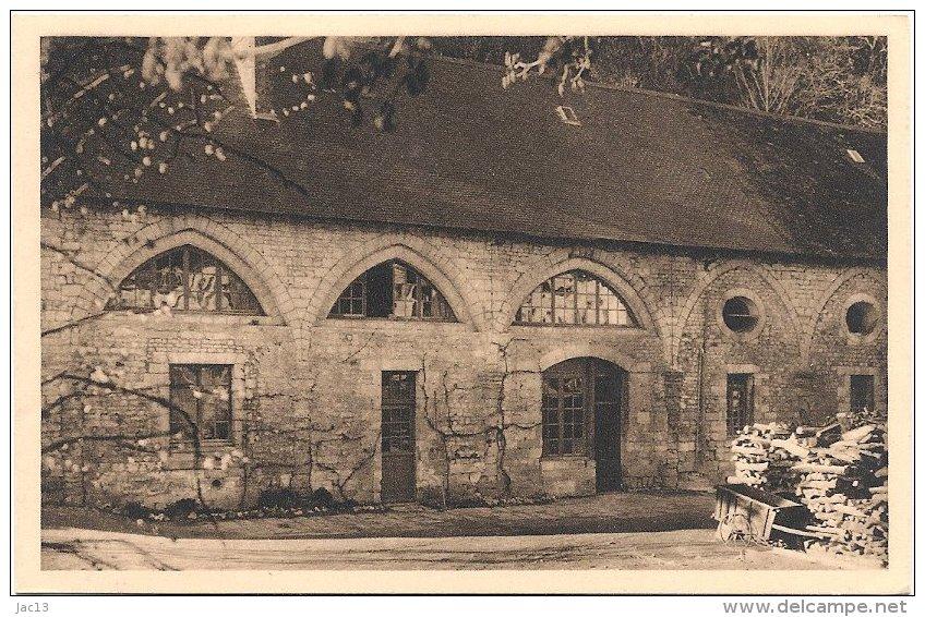 L75_1865 - Abbaye De Saint-Wandrille - Ateliers - Saint-Wandrille-Rançon