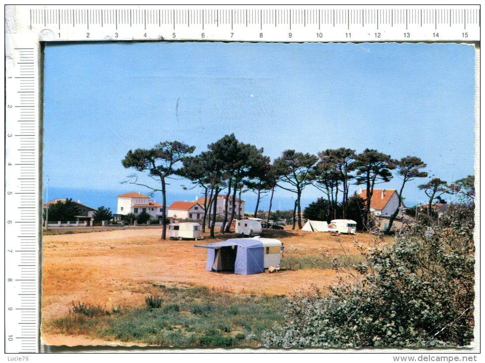PORNICHET  - Le Camping Ste Marguerite - Pornichet