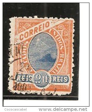 Brasil. Nº Yvert  80 (usado) (o) - Usados