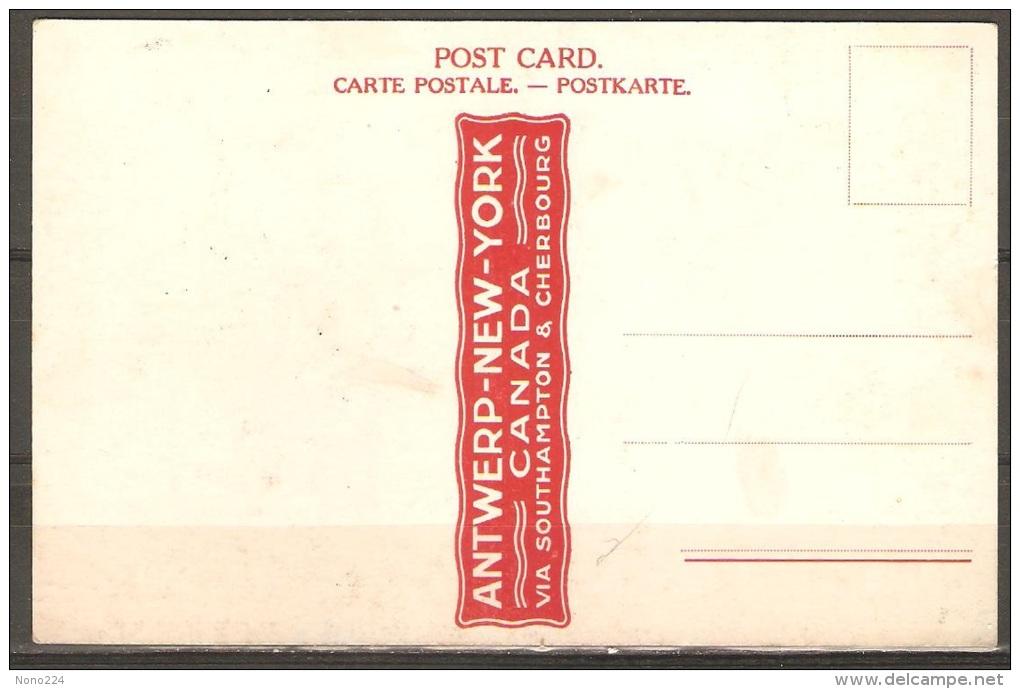 Carte Postale ( Paquebot Pennland ) - Paquebots