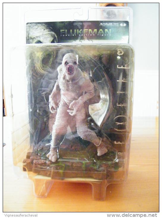 The X-Files Special Edition Figure Flukeman De McFarlane Toys - Episode II
