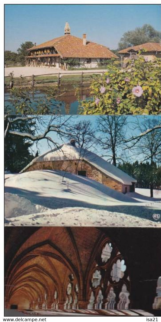 FRANCE Lot De 80 Cartes Postales Modernes CPM FRANCE - Cartoline