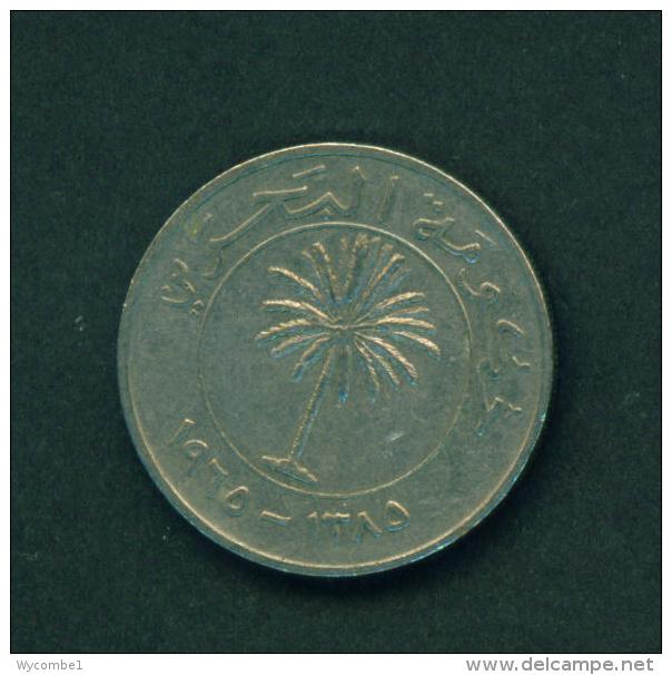 BAHRAIN - 1965  100f  Circ. - Bahrain