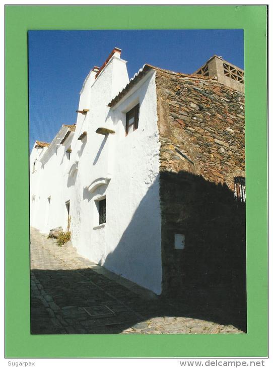 MONSARAZ - TRAVESSA D. DINIZ - PORTUGAL - 2 SCANS - Evora