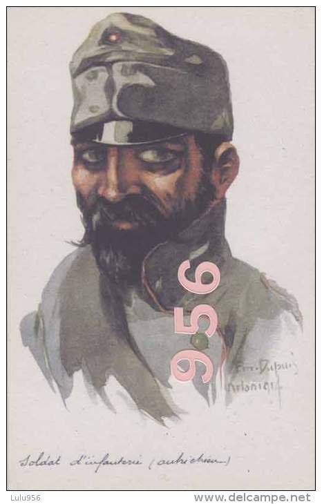 CPA * * Soldat D'Infanterie Autrichien * * - Personnages