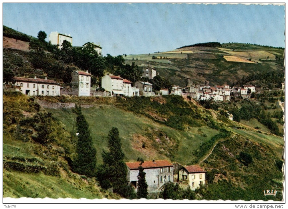 42----ROCHETAILLEE----le Site De Rochetailléé-environs De Saint-etienne---voir 2 Scans - Rochetaillee