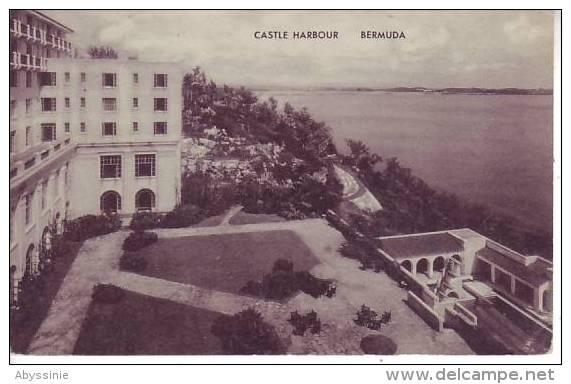 ANTILLES - BERMUDA - Castle Harbour - D10 - Bermudes