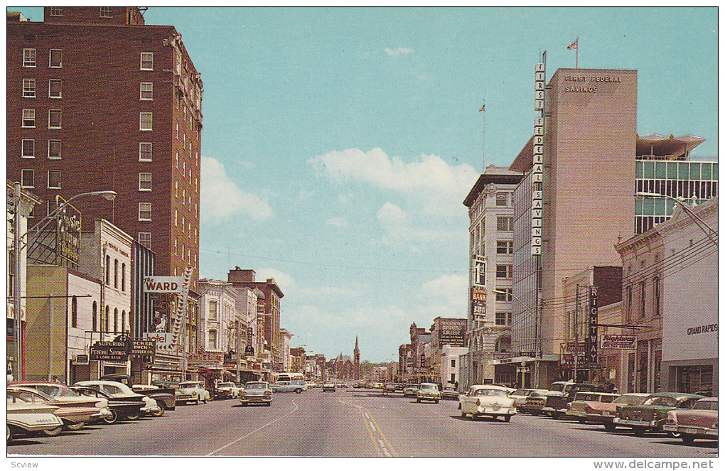 Garrison Avenue, Heart Of Downtown, First Federal Savings, The Ward, Superior...