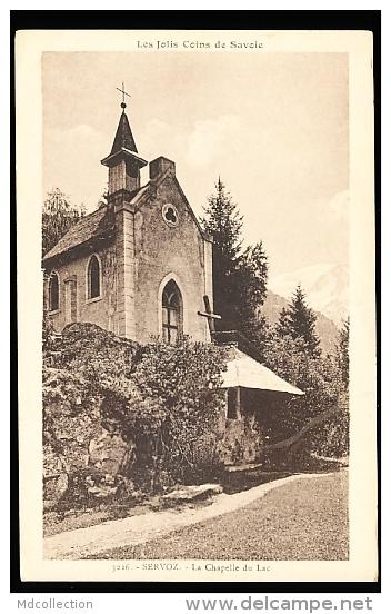 74 SERVOZ / La Chapelle Du Lac / - France