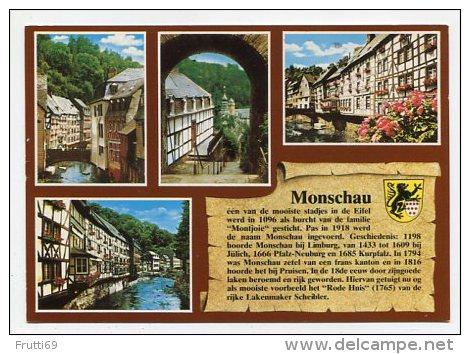GERMANY - AK 172642 Monschau - Monschau