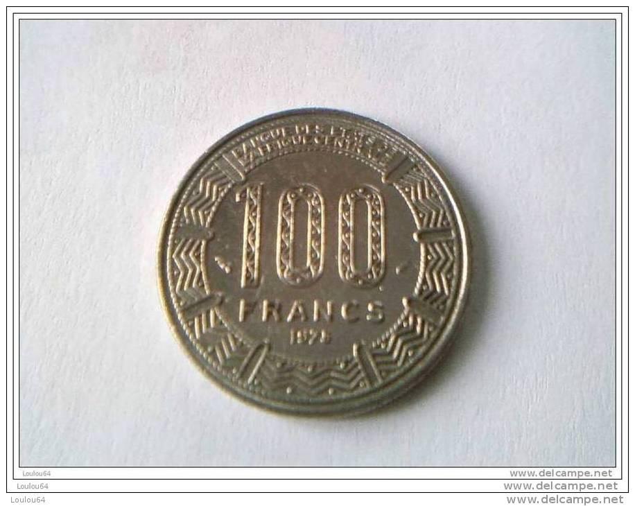 100 Francs 1975 - République Populaire Du Congo - SUP+++ - - Congo (Republic 1960)