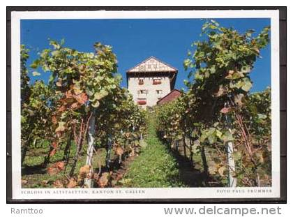 Altstaetten , Schloss - SG St. Gallen