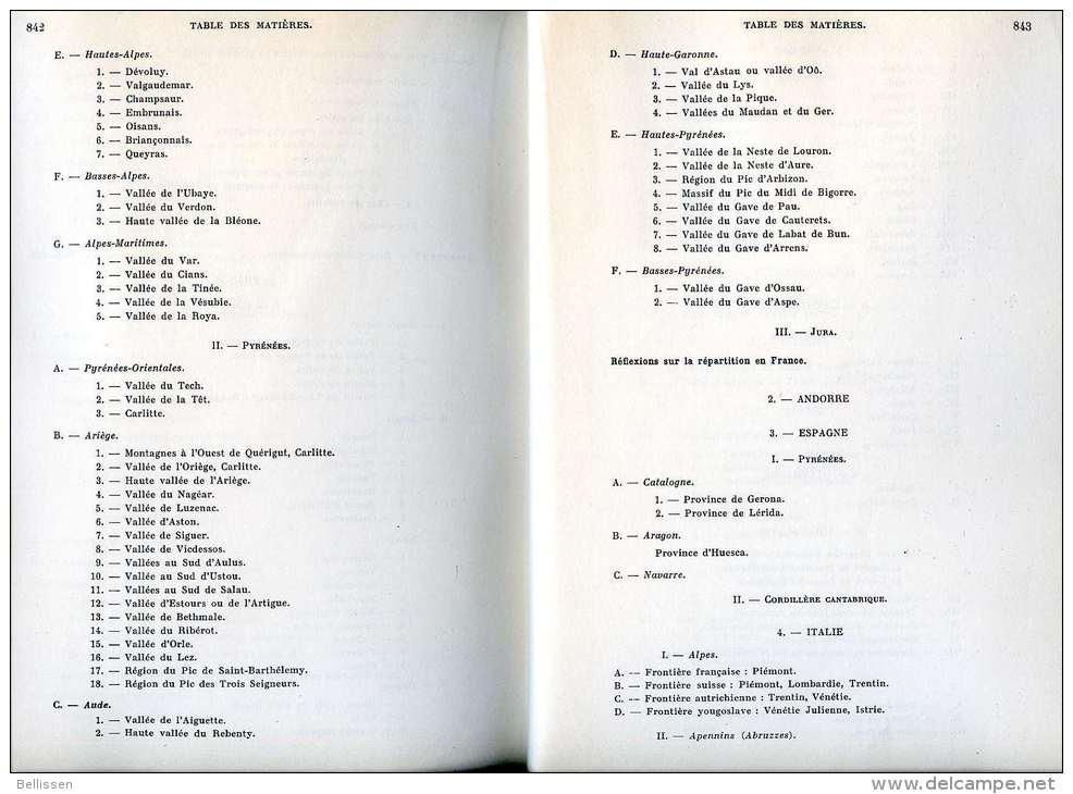 RARISSIME : Le Chamois, Par Marcel COUTURIER, Ed. Arthaud, 1938 Montagne, Chasse, Pyrénées, Alpes ... - Animaux