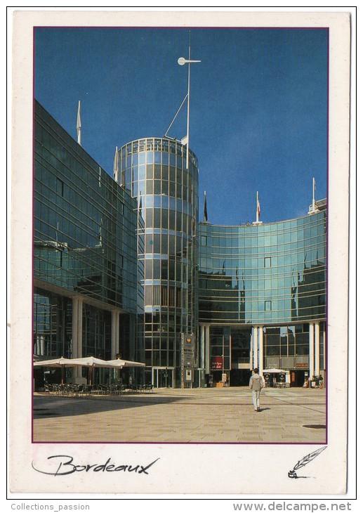CP, 33, BORDEAUX, Cité Mondiale Du Vin, Voyagé En 1996 - Bordeaux