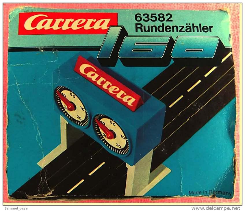 Carrera 160  -  1 X 63582 Rundenzähler  Und  2 X 53700 Geschwindigkeitsregler - Sonstige