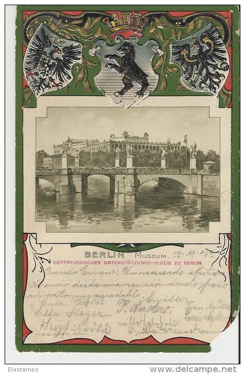 =DE BERLIN AK MANGEL 1902 - Mitte