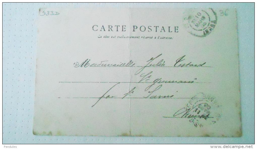 36    GARGILESSE   BAINS DE GEORGES SAND  933 D    CIRCULE - France