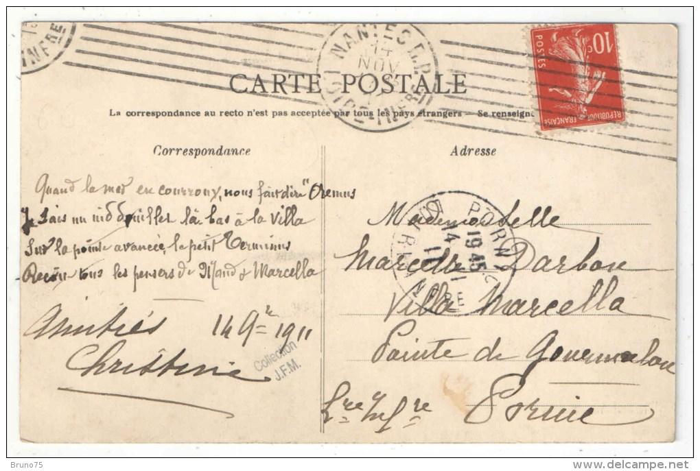 44 - NANTES - Les Bords De La Loire - En Régates - AN 284 - Nantes