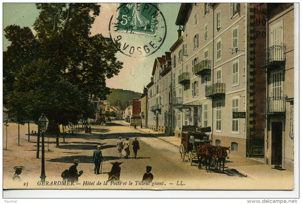 Gerardmer   Hotel De La Poste - Gerardmer
