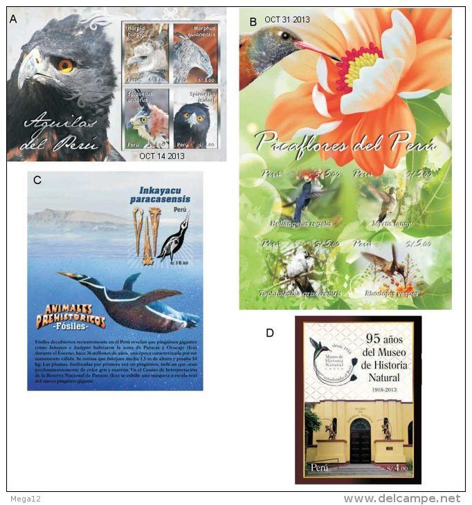"""Peru 2013  Hummingbirds """"B"""" - Peru"""