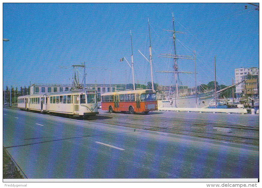 Ostende Tram De La Côte - Strassenbahnen