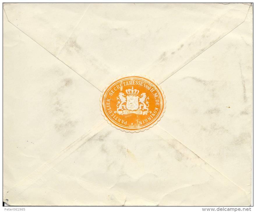 Koninklijke Brief - Van Soestdijk Naar Stein (L) - 1963 - Period 1949-1980 (Juliana)