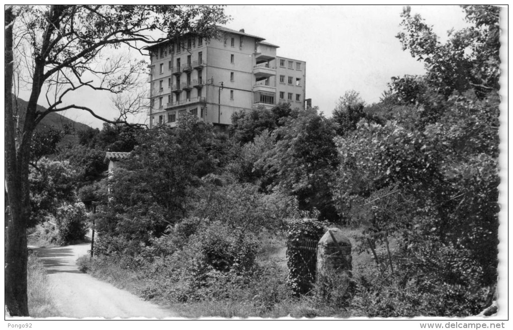 Cpsm 1961 : AMELIE LES BAINS, Sana De Super-valtech, Maison De Jeunes Filles (23.02) - France