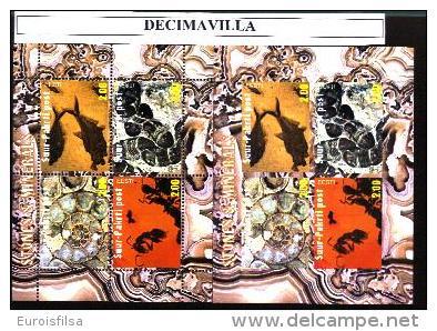 EST, MINERALES. H.B. DENTADA Y SIN DENTAR, CINDERELLAS - Sin Clasificación