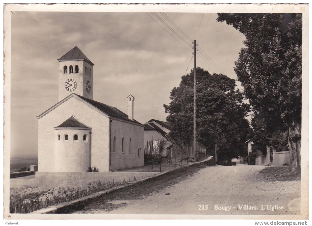 Bougy-Villars - Cp 10 X 15 - VD Vaud