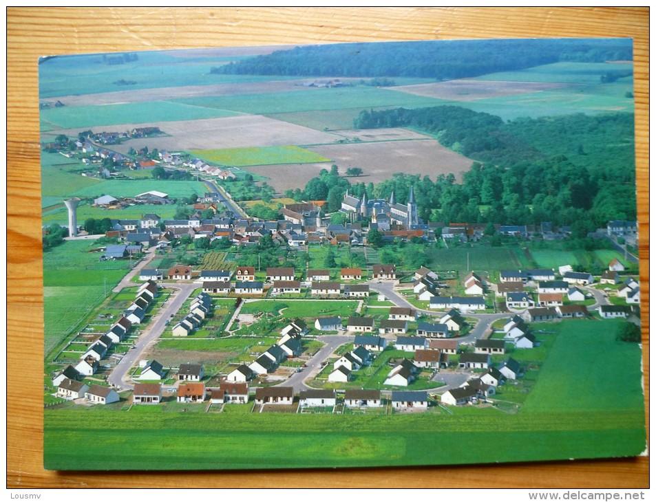 45 : Huisseau-sur-Mauves - Vue Aérienne - Plan Inhabituel - (n°910) - Autres Communes