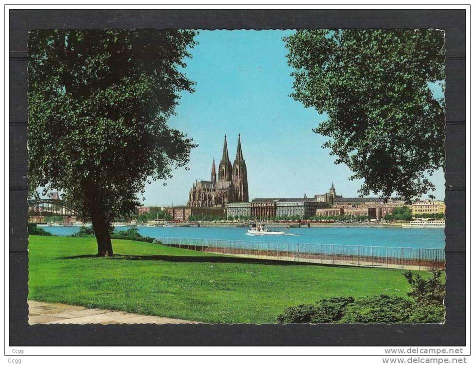 Postkaart  ,  Koln Am RHEIN  -  Dom - Köln