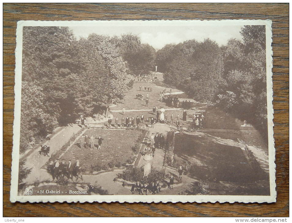 St. GABRIEL Boechout Anno 1939 ( Zie Foto Voor Details ) !! - Boechout