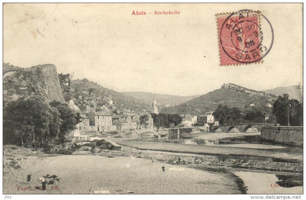 70224 - Alais    Alès (30) Rochebelle - Alès