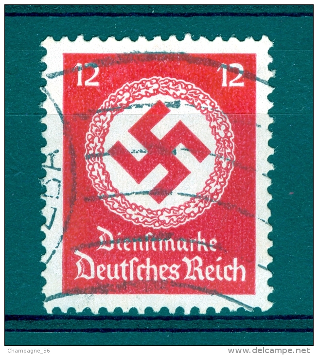 ALLEMAGNE  SERVICE  REICH  ANNÉE 1934   N° 99 A  OBLITERE - Service