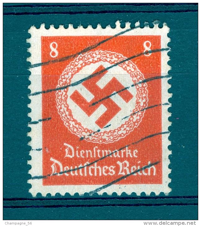 ALLEMAGNE  SERVICE  REICH  ANNÉE 1934   N° 97     OBLITERE - Service
