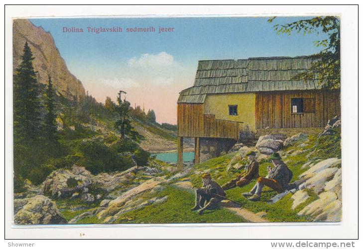 Dolina Triglavskih Sedmerih Jezer - Tchéquie