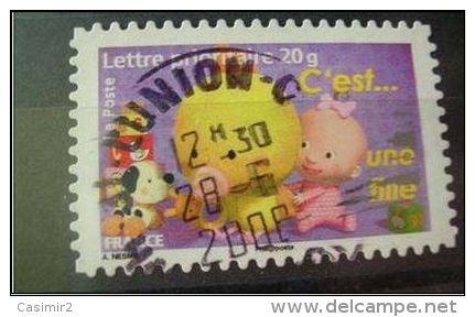 TIMBRE OBLITERE ET NETTOYE  YVERT N° 4184 - Francia