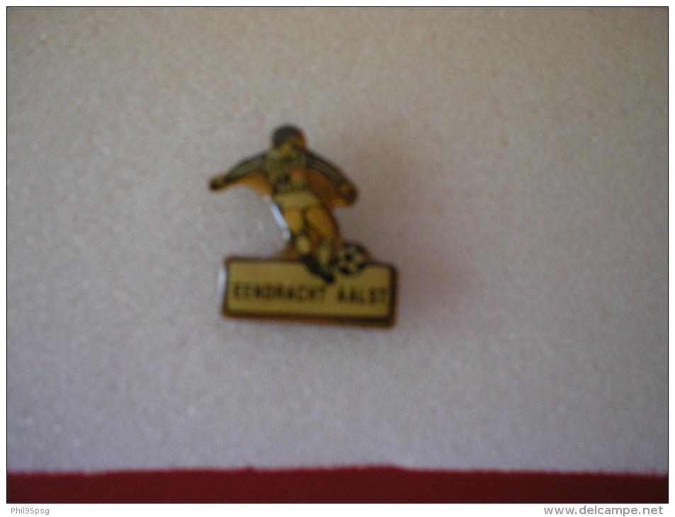 Pins Joueur Eendracht Aalst Rare  1992 - Voetbal