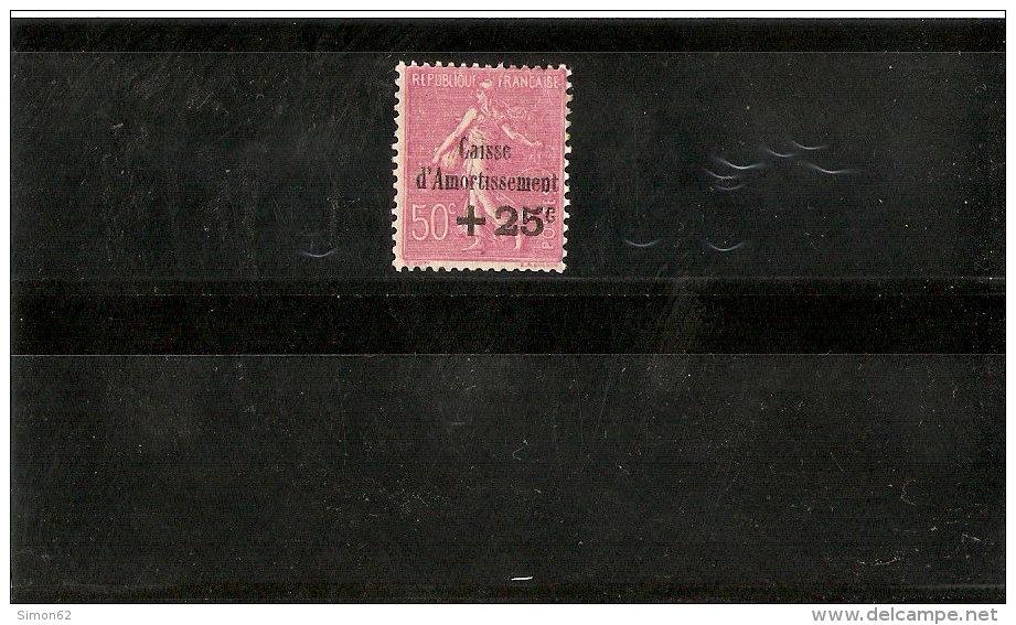FRANCE N°254 NEUF ** - Unused Stamps