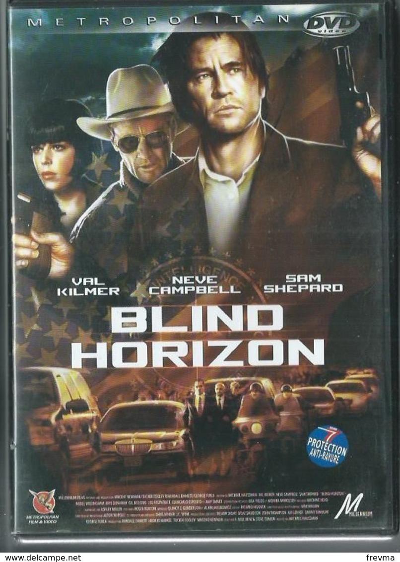 Dvd Blind Horizon - Policiers