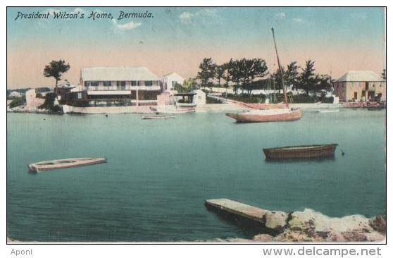 PRESIDENT WILSON ( Home ) - Bermudes