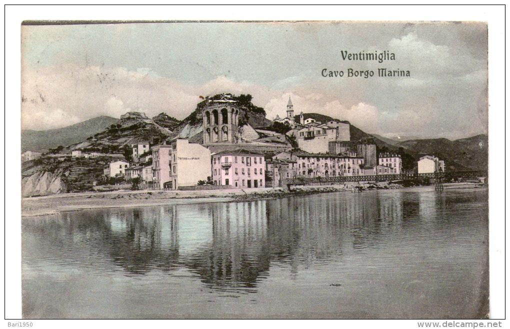 Ventimiglia - Cavo Borgo Marina - Imperia