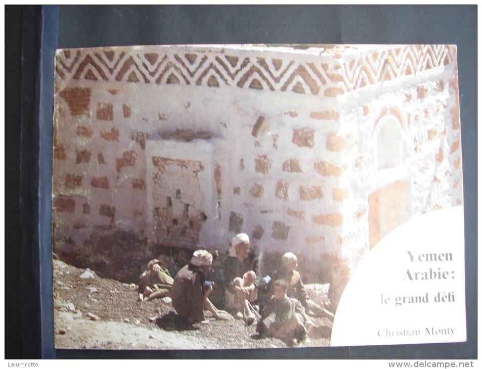 Liv. 1. Yemen Arabie Le Grand Défi. - History