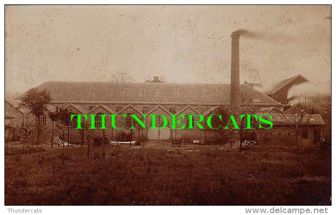 RARE UNIQUE !!!  2 ALBUMINE PHOTO MONTIGNY SUR SAMBRE FABRIQUE USINE MECANIQUE DE CABLES METALIQUES BAUDEWYNS !!!!!!!!!! - België