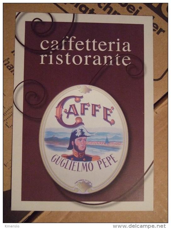 Guglielmo Pepe Carte Postale - Werbepostkarten