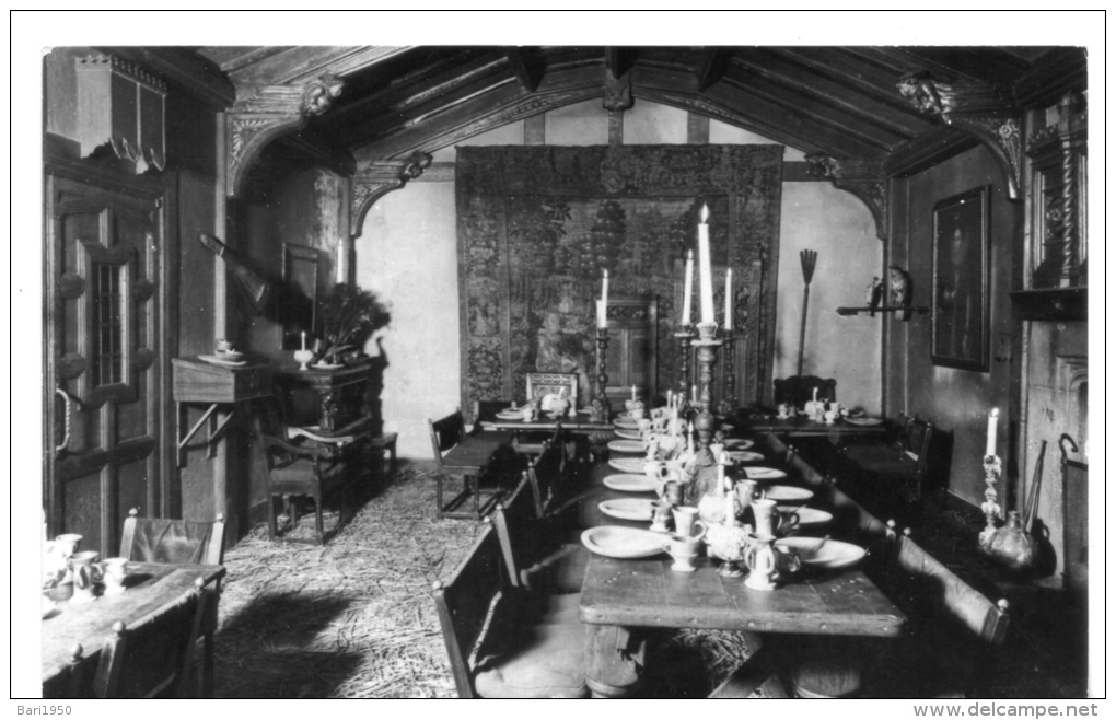 Elizabethan Baqueting Room, Gore Hotel, Queens Gate, S.W.7 - London Suburbs