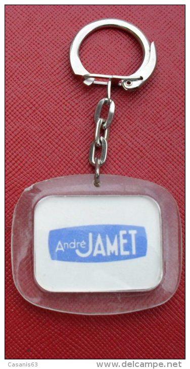 Porte  Clefs     ANDRE  JAMET   -  (  ACCESSOIRES - MATÉRIEL  DE  CAMPING  ) - Porte-clefs