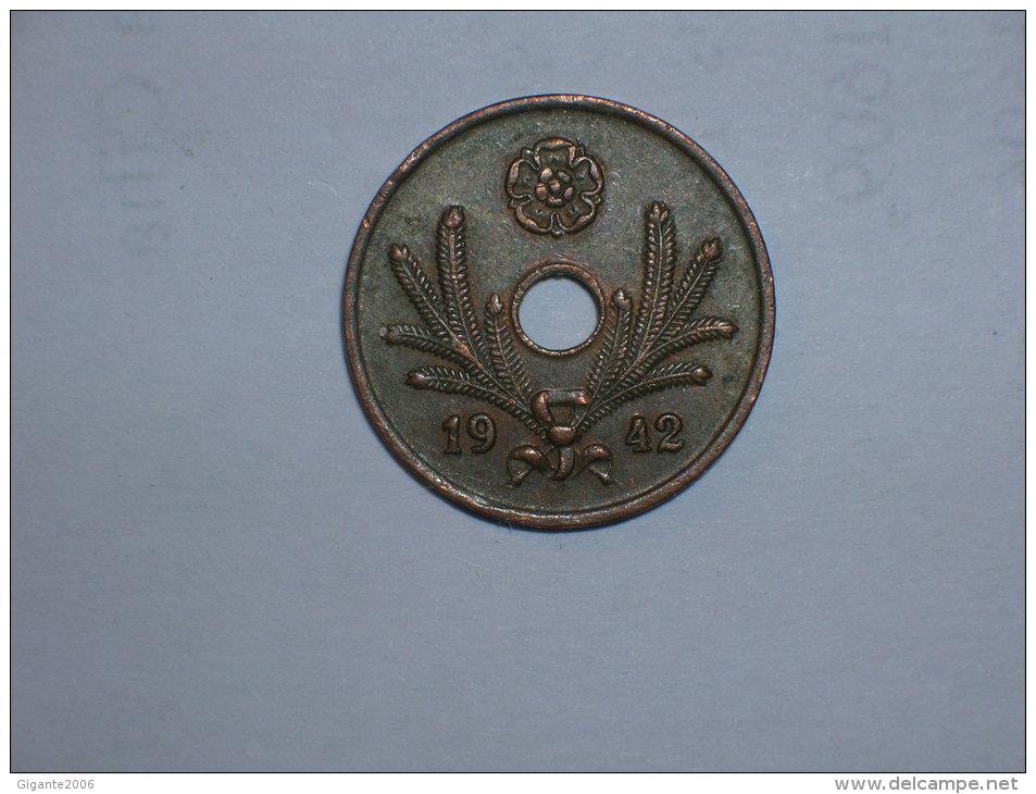 Finlandia 10 Pennia 1942  (5158) - Finlandia