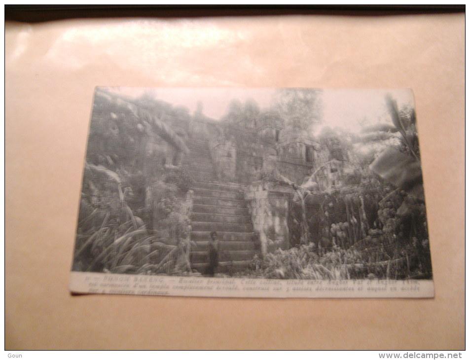 BC6-3-1 LC43 Phnom Bakeng Escalier Principal - Cambodge