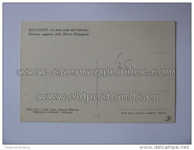 Riccione 26 - Italia